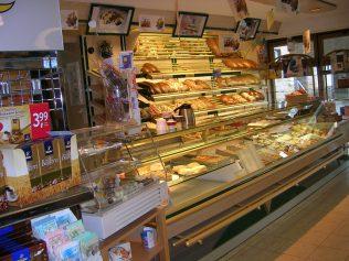 Bäckereitheke
